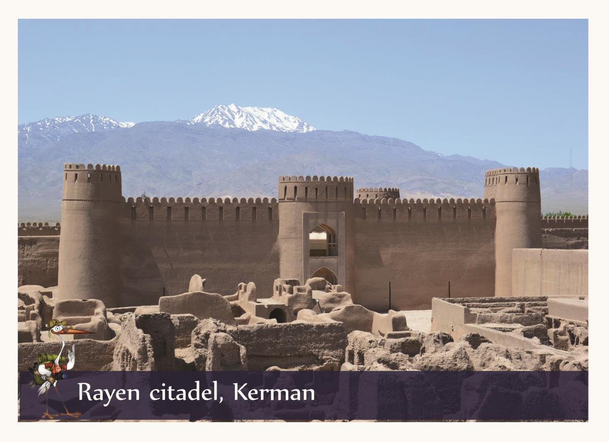Rayen citadel