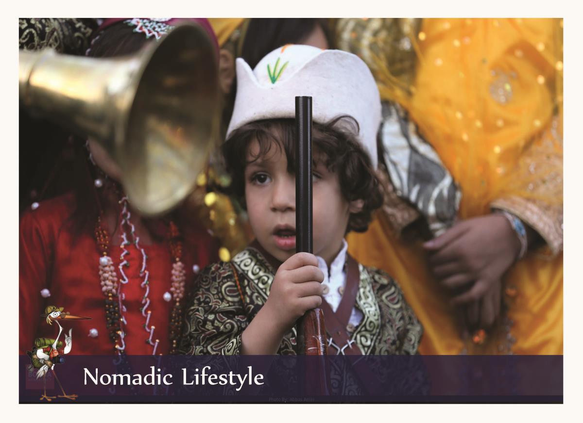 nomad life style
