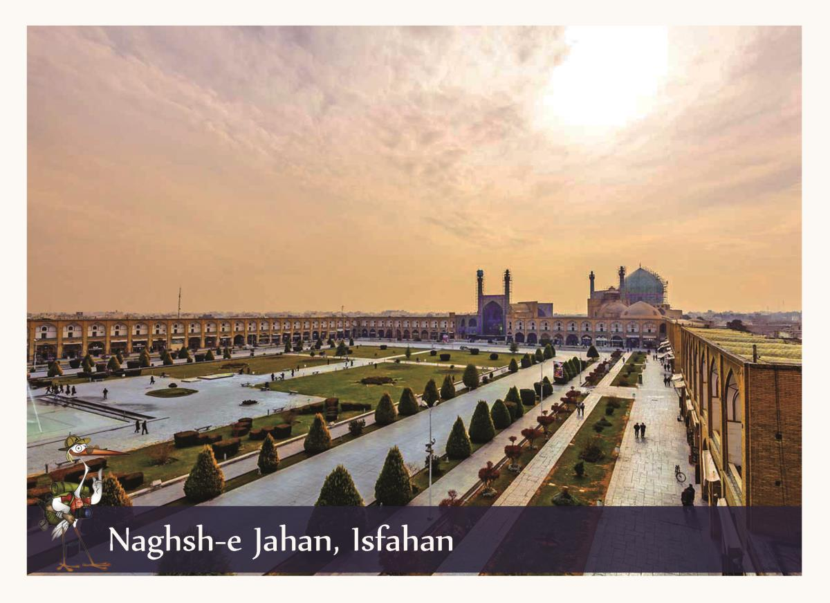 Naghsh jahan square