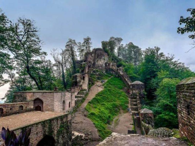 11 Rudkhan castle